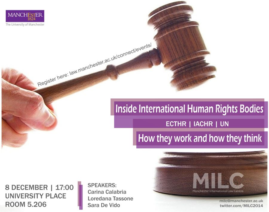 INTL LAW HUMAN RIGHTS